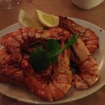 oven baked prawns : yummie!!!