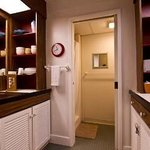Kitchen/Bathroom small but adequate