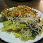 My veggie meal