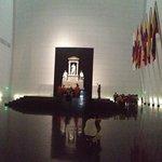 Musoleo de los restos del Libertador