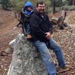 Hiking at Thousand Trails Idyllwild!