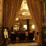 El lobby bar- restaurante