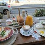 breakfast with voucher