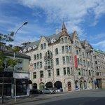 Fachada Thon Hotel  Gildevangen Trondheim