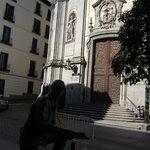 Facade of the Basilica