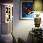 Réception Hôtel Champerret Héliopolis