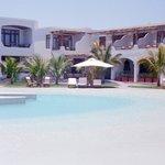 The grand pool