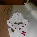 Room service creativity