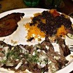 A fabulous Charasco Dinner    so tender and tasty