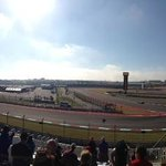 F1 race at COTA