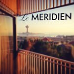 The view Le Meridien chose for you