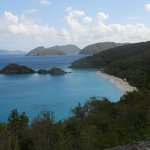 Truck Bay Beach, St. John Island, U.S. Virgin Islands