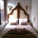 otra foto de la cama