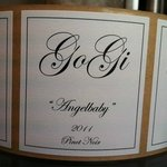 Our wine apprentice - Kurt Russell's latest Gogi Pinot Noir