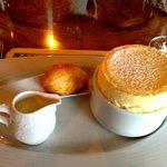 Delicious soufle