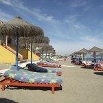 The Beach opposite the Sol Timor