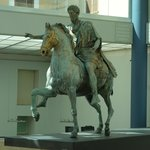 original bronze of Marcus Aurelius