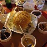 Burger de Salmón