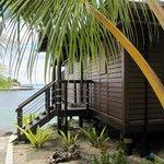 Villa 6 - Facing the lagoon