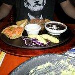 Carnitas dish
