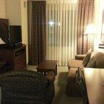 Room 210 Living room