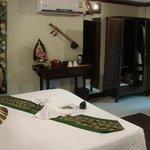 zeer mooie en verzorgde kamers