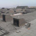 The original roof area (prior to restore)