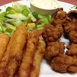 Chef's Special of the day example Share plate