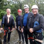 Larry, Richard (guide), Gord, Ted