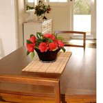 Harvest House Dining Table & Entrance