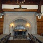 Big Hall Fireplace