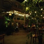Rhumb Lines has a great tropic atmosphere