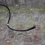 Exposed Wiring in Grotto