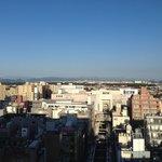 部屋からの眺め12階