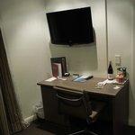 Club Room Desk Area