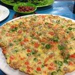 Very tasty omelette