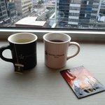 In-room tea & coffee