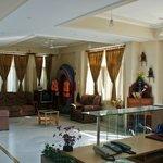 Reception and Lobby area