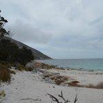Vue sur la Baie de Wineglass (1)