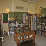 giftshop specializing in fair trade, unique items