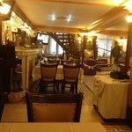 Restaurant downstairs