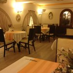 Restaurant upstairs
