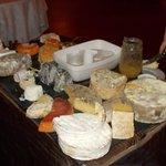 le chariot des fromages