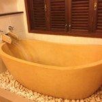 Bathub....feel so relax