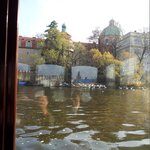 Charles Bridge from the river