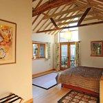 Hilda-spacious bedroom
