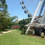 La noria de Brisbane
