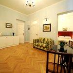 Exclusive Apartment - Kitchenette / Living room / Bedroom