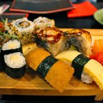 sushi assortment 2