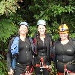 Linda and her daughters Staci & Krista